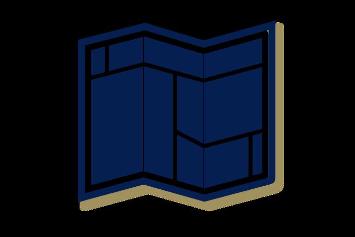 LPB Conseil - Illustration carte bleu et or