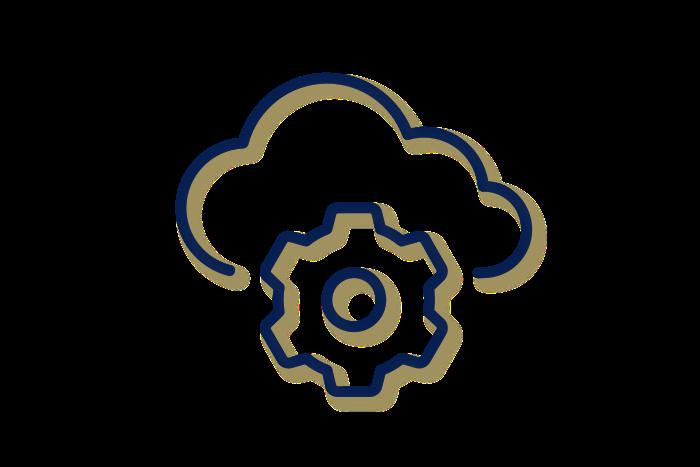 LPB Conseil - Illustration Système bleu et or