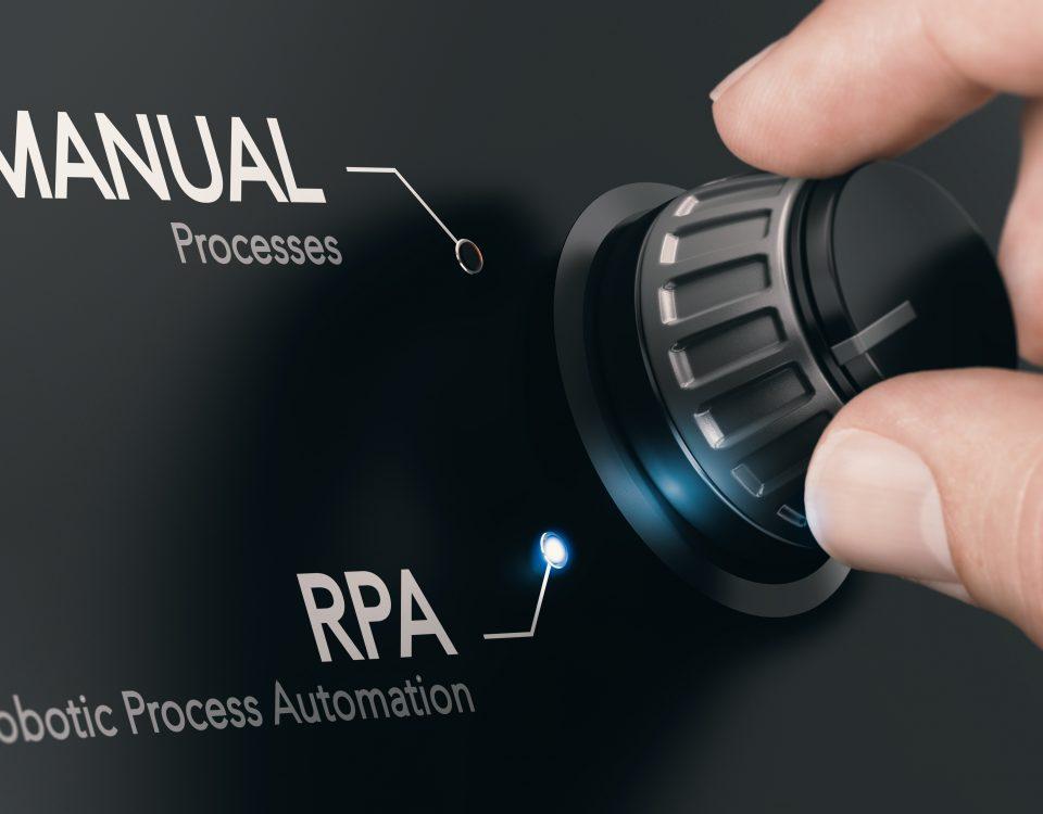 LPB Conseil - La Robotic Process Automation, une main d'œuvre virtuelle ?La Robotic Process Automation, une main d'œuvre virtuelle ?